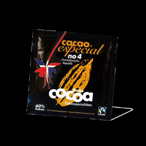 Becks Cocoa especial No. 4