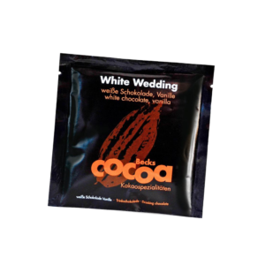 Becks Cocoa - White Wedding