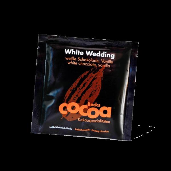 Becks Cocoa - White Wedding